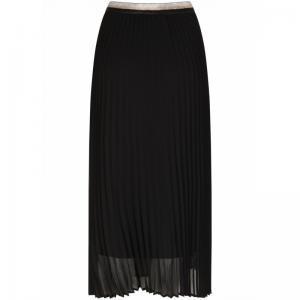1213 17 [Skirt] 009000 Black
