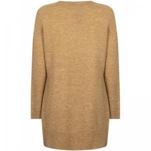 121010 11 [Jumper L-S Knitwear 002800 Camel