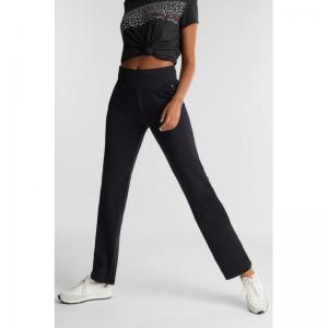 123799 B03164 [Pants knitted] E001 BLACK