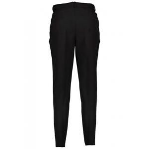 123709 B02084 [Pants woven] E001 BLACK