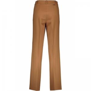 123709 B02084 [Pants woven] E230 CAMEL
