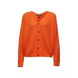123009 I01180 [Sweaters cardig E814 RUST ORANG
