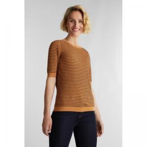 123009 I00183 [Sweaters] E233 CAMEL 4