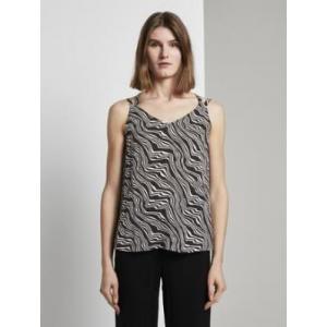 000000 702051 [blouse top] 23355 black wav