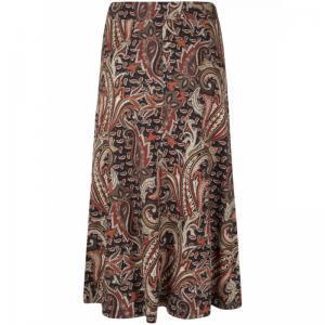 121180 17 [Skirt Jersey] 009992 Print Br